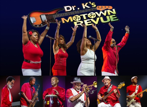 Dr. K's Motown Review